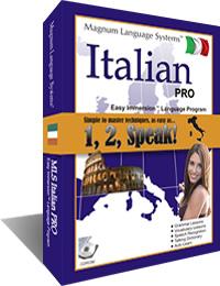 Speak Italian Language CD